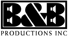B & B Productions, Inc., Logo